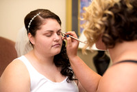 Jessica + Kyle: Getting Ready